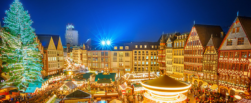 Image of Berlin's Christmas Market