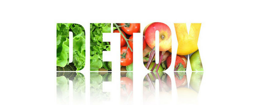 Image of the word Detox