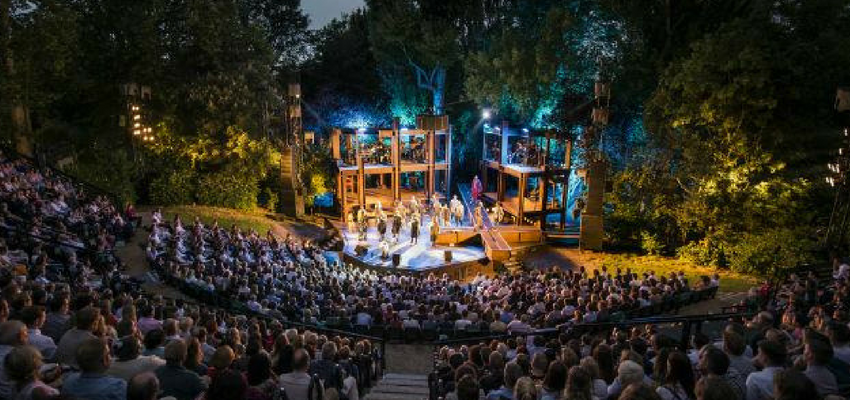 Image of Regent's Park Open Air Theatre