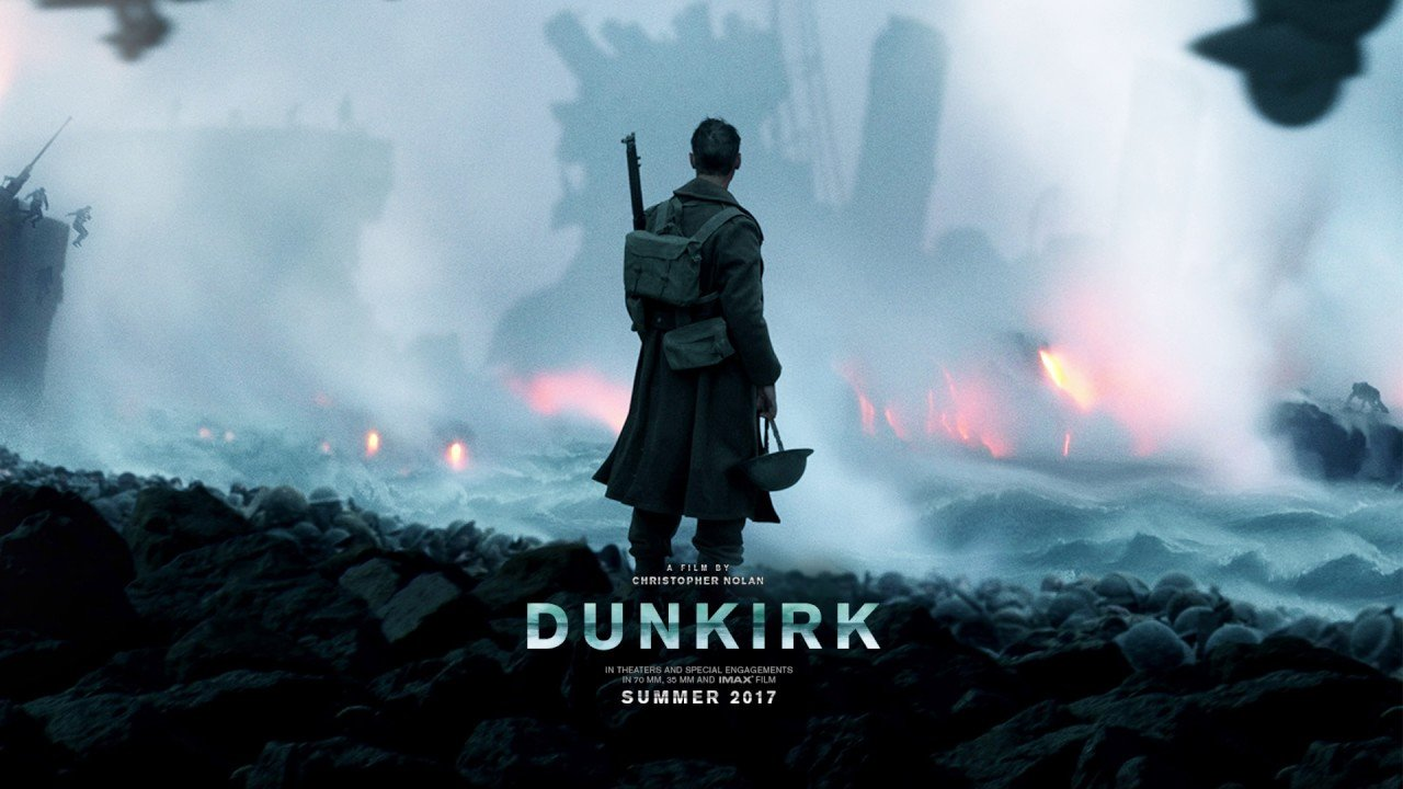 Image of Dunkirk movie poster