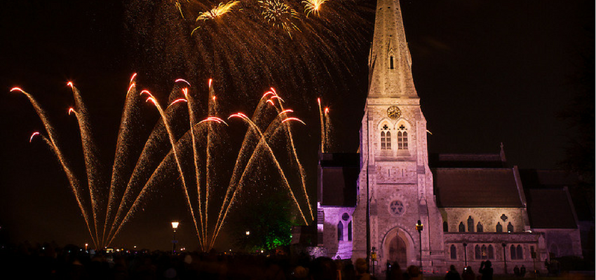 Image of Blackheath's Bonfire Night