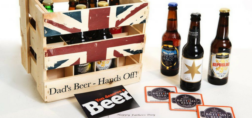 Best of British Beer subscription image