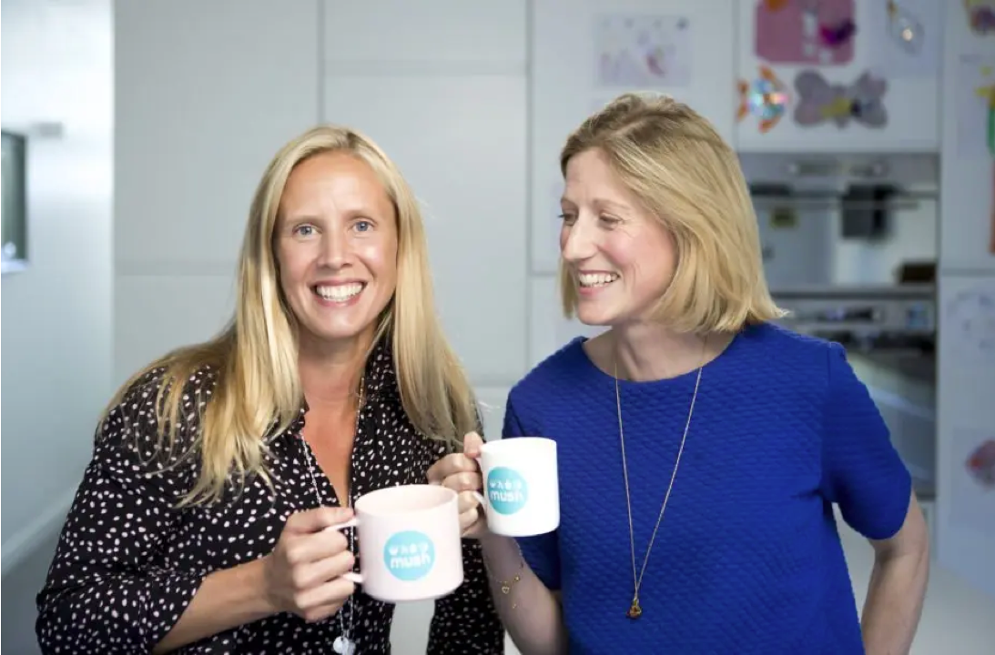 Starting up & Staying Sane: Q&A with Mush Co-Founder Katie Massie-Taylor