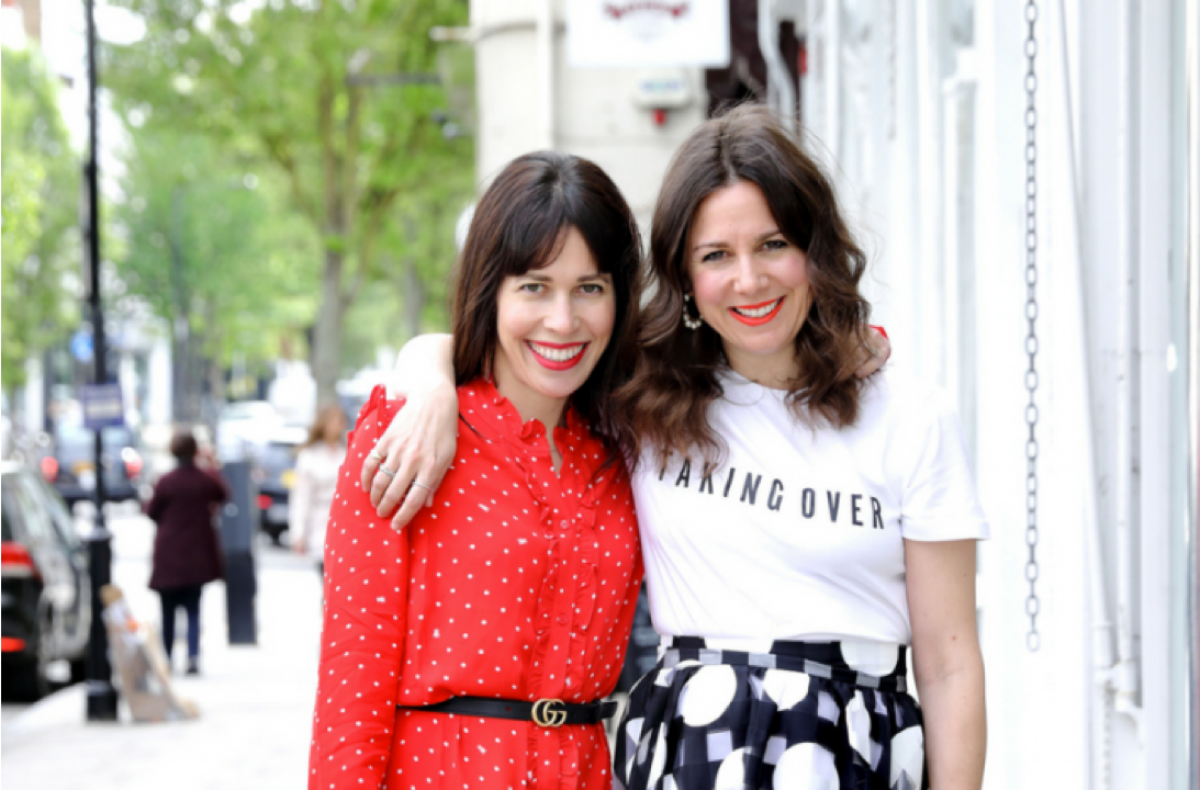 Time to Step Up: Q&A with Phanella Fine & Alice Olins, Founders of The Step Up Club