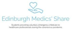 Edinburgh Medics Share Logo