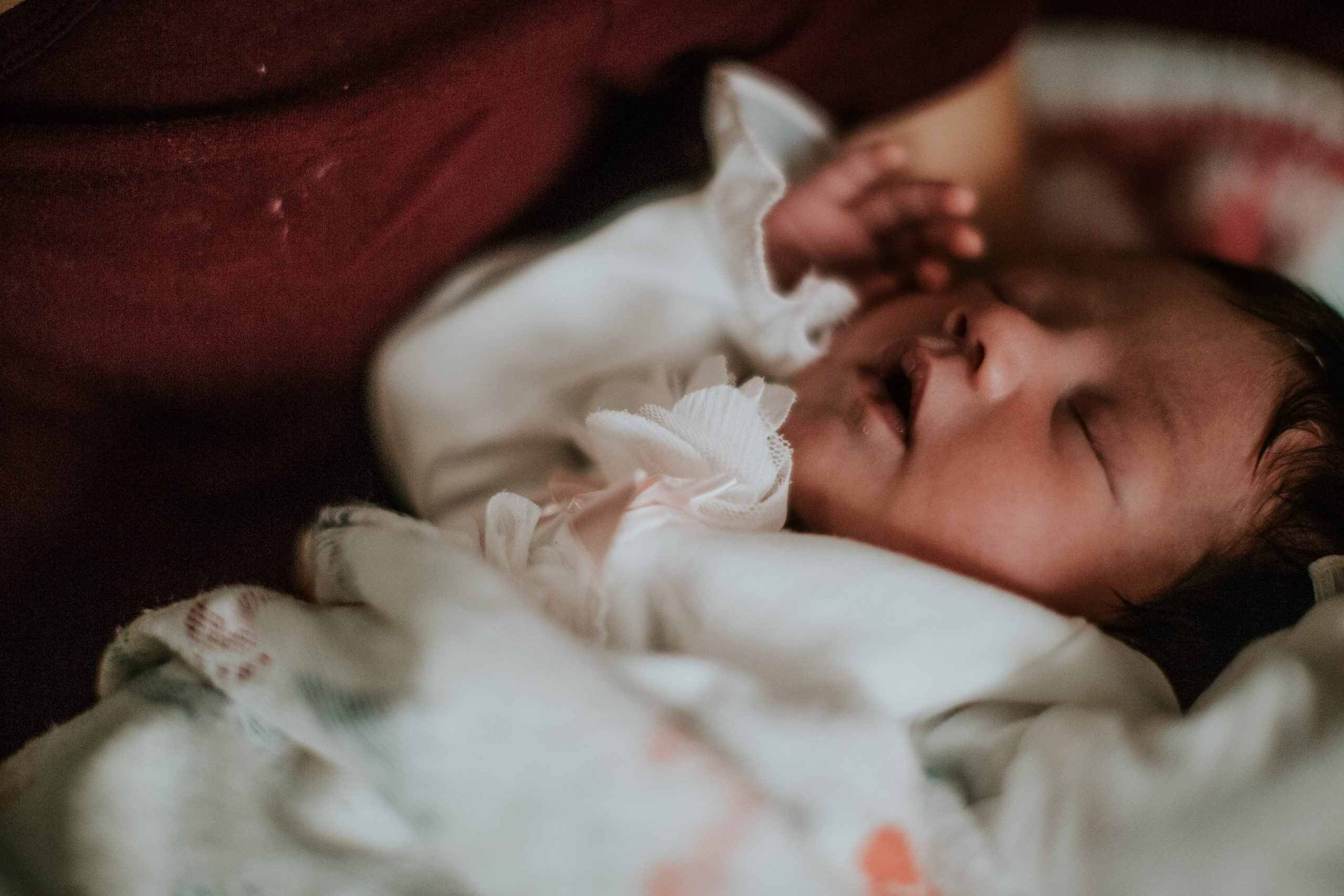 Becoming a Night Nanny