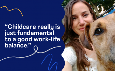 'Childcare Unlocks Time': How Bubble's Employee Benefits Help Tali, A Working Mum Of One