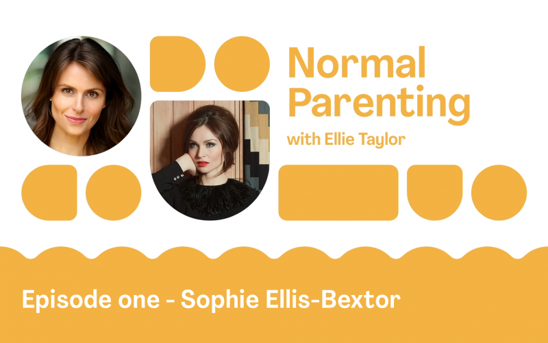 Normal Parenting with Ellie Taylor