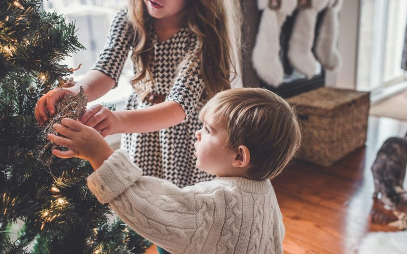 Christmas bubbles explained: can children meet their grandparents